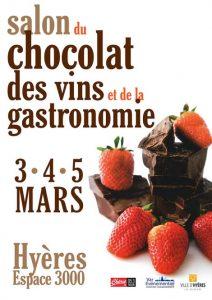 Salon du chocolat HYERES